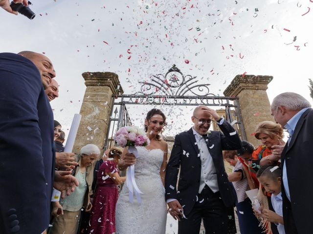 Il matrimonio di Rino e Linda a Caltanissetta, Caltanissetta 23