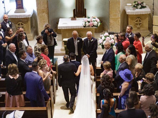 Il matrimonio di Rino e Linda a Caltanissetta, Caltanissetta 38