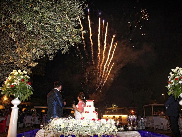Il matrimonio di Anna e Davide a Lettere, Napoli 2