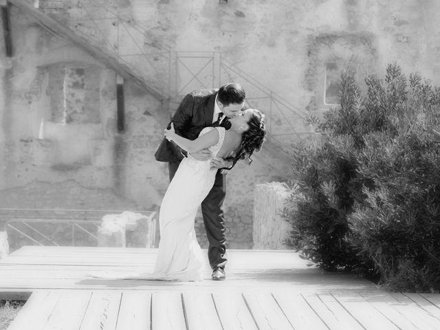 Il matrimonio di Anna e Davide a Lettere, Napoli 3