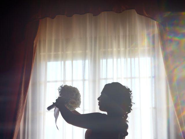 Il matrimonio di Anna e Davide a Lettere, Napoli 4