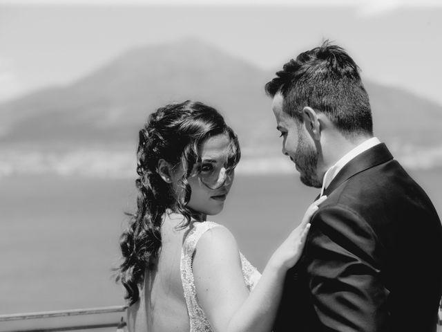 Il matrimonio di Anna e Davide a Lettere, Napoli 5
