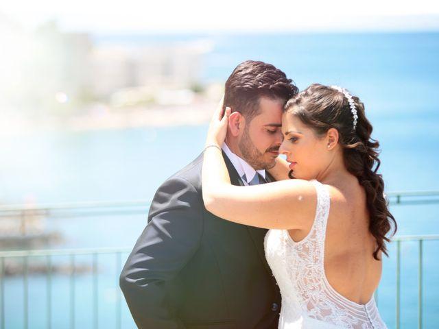 Il matrimonio di Anna e Davide a Lettere, Napoli 6
