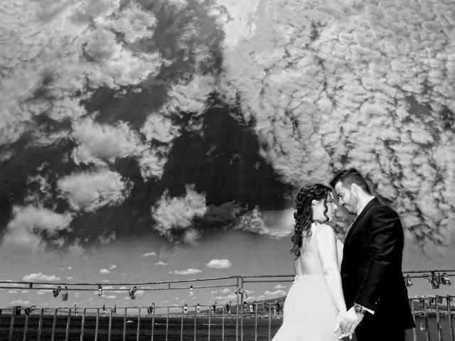 Il matrimonio di Anna e Davide a Lettere, Napoli 8