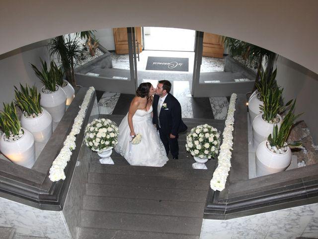 Il matrimonio di Anna e Davide a Lettere, Napoli 13