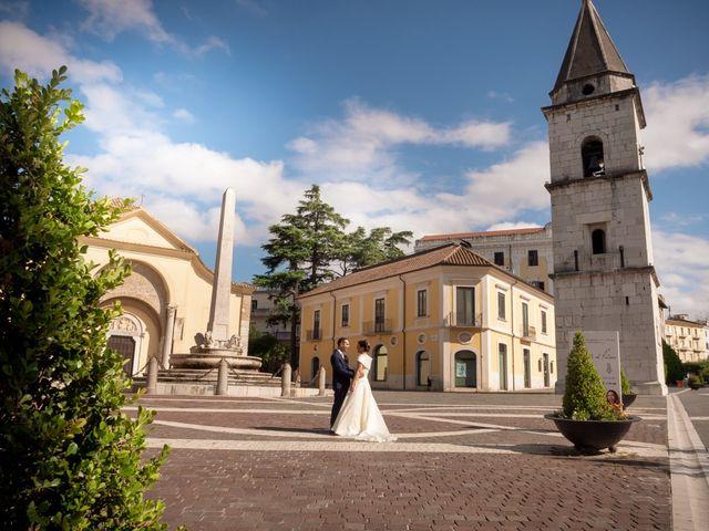 Il matrimonio di Davide e Katia a Benevento, Benevento 37