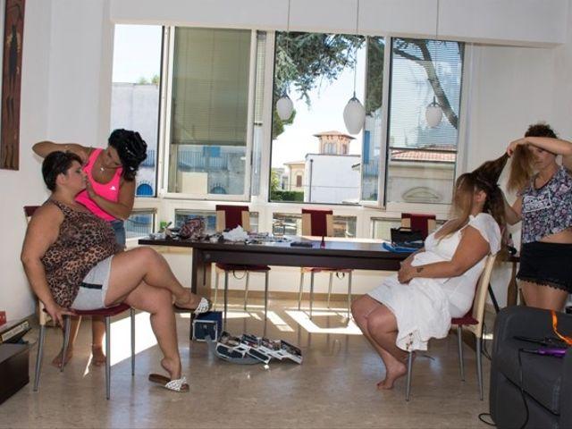 Il matrimonio di Saverio e Alice a Cecina, Livorno 2