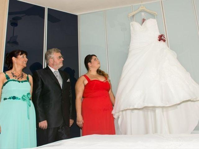 Il matrimonio di Saverio e Alice a Cecina, Livorno 6