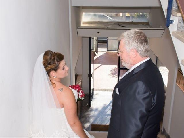 Il matrimonio di Saverio e Alice a Cecina, Livorno 9