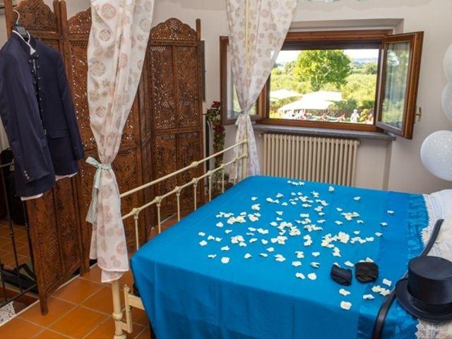 Il matrimonio di Saverio e Alice a Cecina, Livorno 11