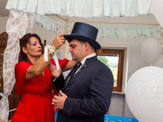 Il matrimonio di Saverio e Alice a Cecina, Livorno 14