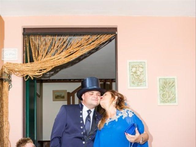 Il matrimonio di Saverio e Alice a Cecina, Livorno 16