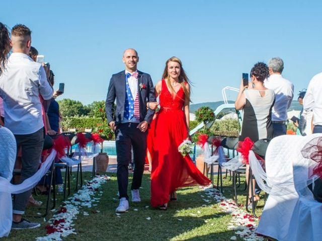 Il matrimonio di Saverio e Alice a Cecina, Livorno 17