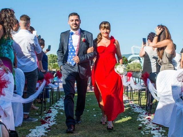 Il matrimonio di Saverio e Alice a Cecina, Livorno 18