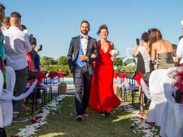 Il matrimonio di Saverio e Alice a Cecina, Livorno 20