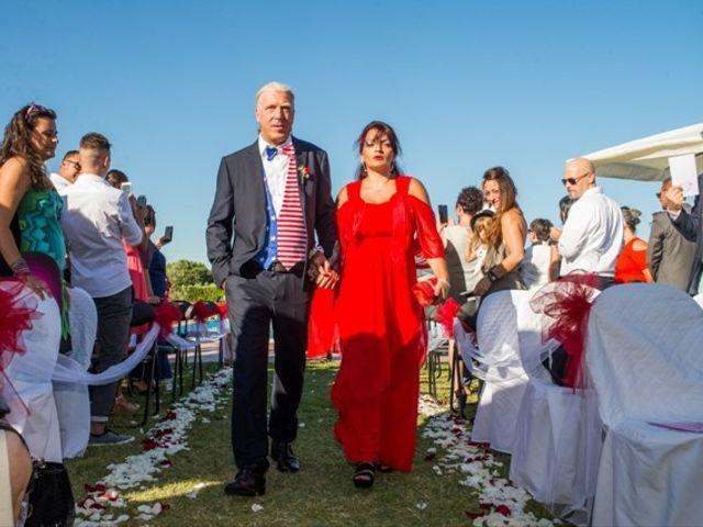 Il matrimonio di Saverio e Alice a Cecina, Livorno 21