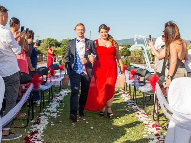 Il matrimonio di Saverio e Alice a Cecina, Livorno 22