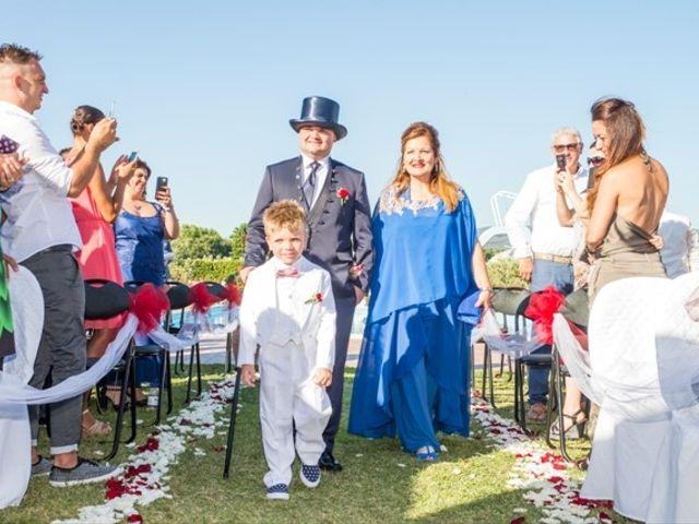 Il matrimonio di Saverio e Alice a Cecina, Livorno 23