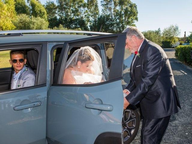 Il matrimonio di Saverio e Alice a Cecina, Livorno 27