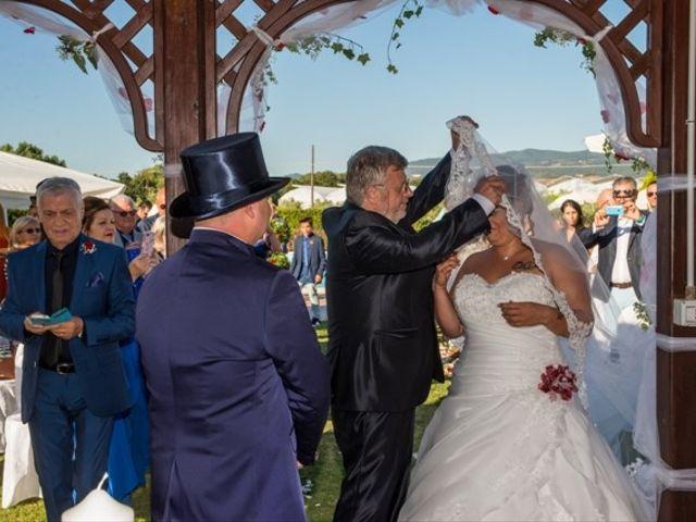 Il matrimonio di Saverio e Alice a Cecina, Livorno 28