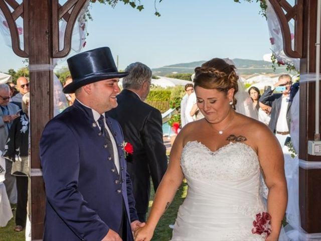 Il matrimonio di Saverio e Alice a Cecina, Livorno 29