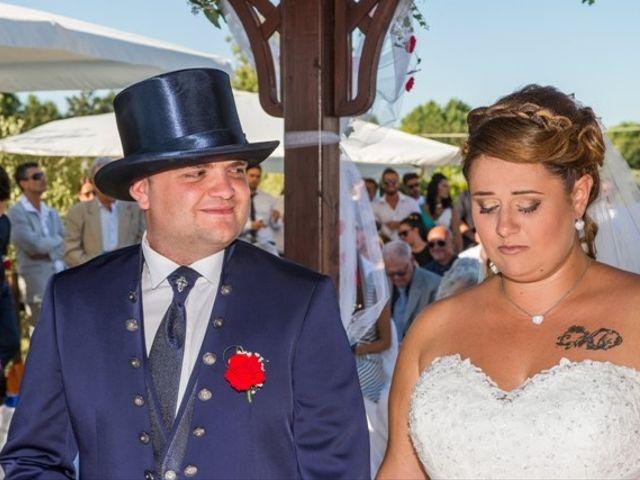 Il matrimonio di Saverio e Alice a Cecina, Livorno 30