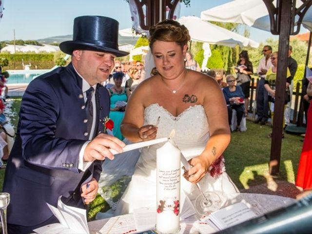 Il matrimonio di Saverio e Alice a Cecina, Livorno 31