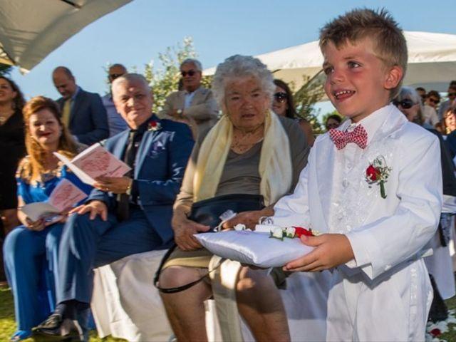 Il matrimonio di Saverio e Alice a Cecina, Livorno 32