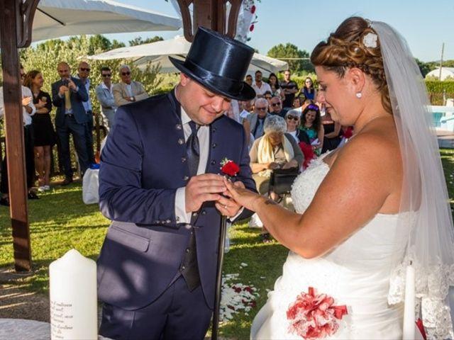 Il matrimonio di Saverio e Alice a Cecina, Livorno 34