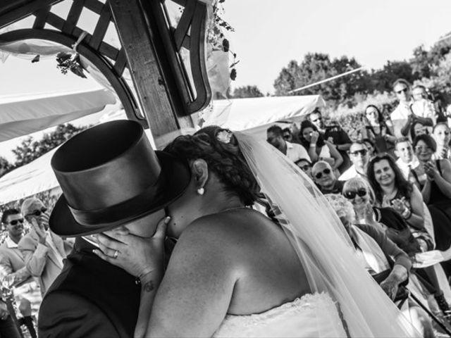 Il matrimonio di Saverio e Alice a Cecina, Livorno 35