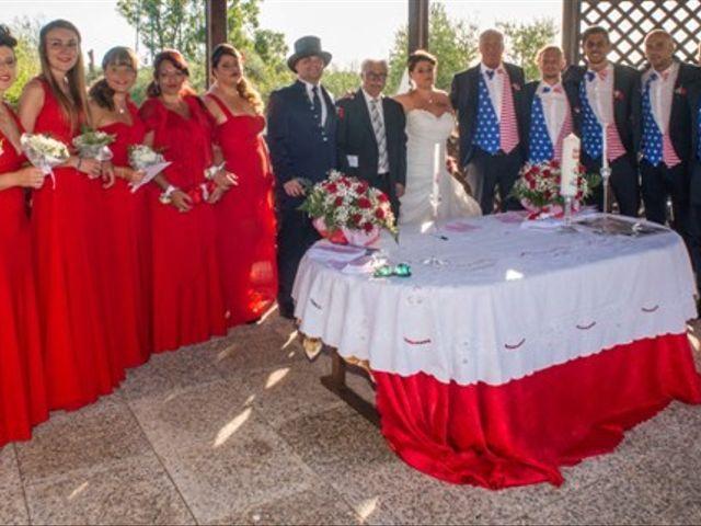 Il matrimonio di Saverio e Alice a Cecina, Livorno 38