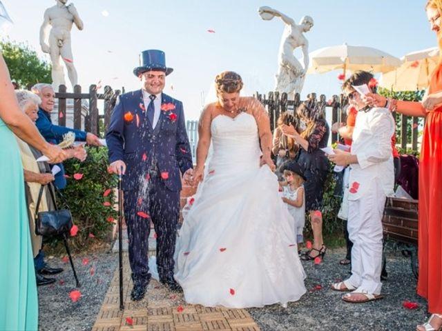 Il matrimonio di Saverio e Alice a Cecina, Livorno 39