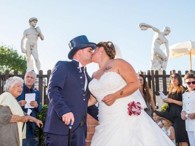 Il matrimonio di Saverio e Alice a Cecina, Livorno 40