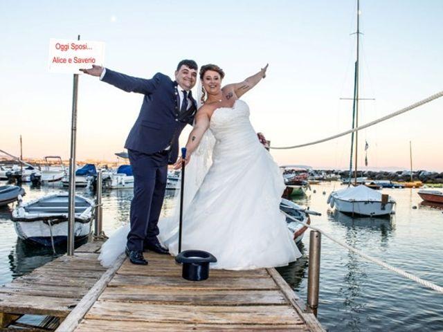 Il matrimonio di Saverio e Alice a Cecina, Livorno 49