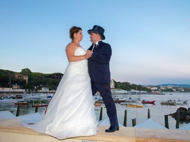 Il matrimonio di Saverio e Alice a Cecina, Livorno 52