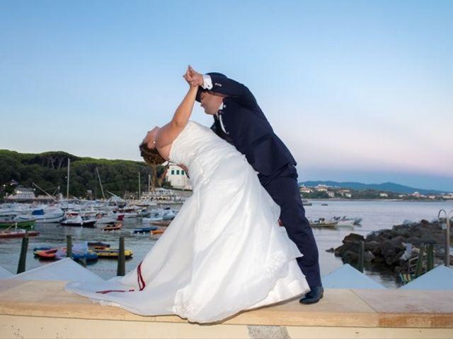 Il matrimonio di Saverio e Alice a Cecina, Livorno 53