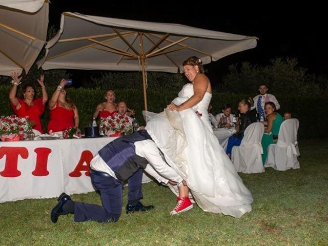 Il matrimonio di Saverio e Alice a Cecina, Livorno 55