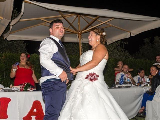 Il matrimonio di Saverio e Alice a Cecina, Livorno 56