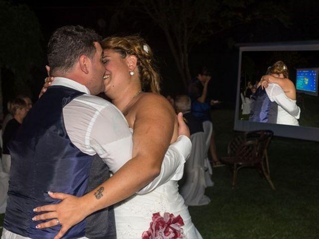 Il matrimonio di Saverio e Alice a Cecina, Livorno 57