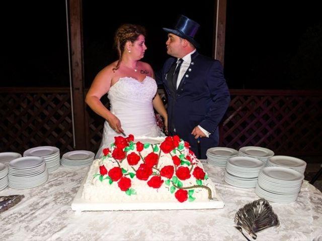 Il matrimonio di Saverio e Alice a Cecina, Livorno 58