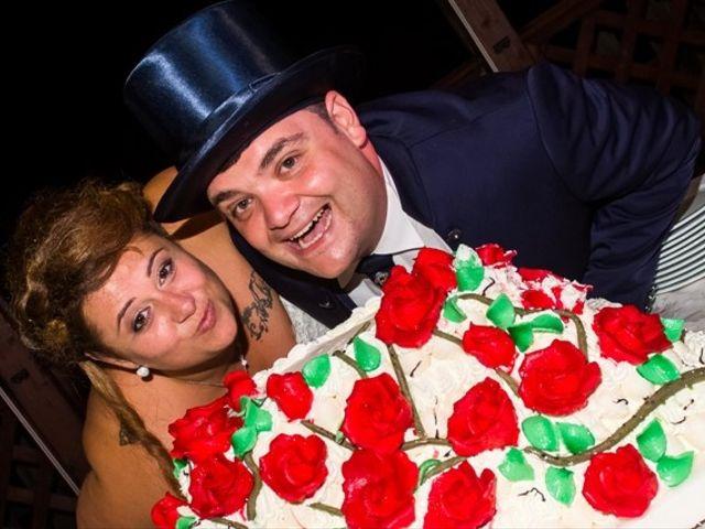 Il matrimonio di Saverio e Alice a Cecina, Livorno 59