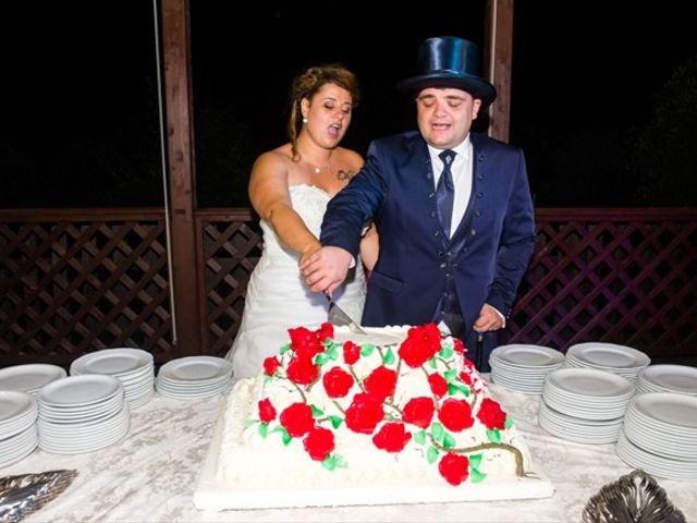 Il matrimonio di Saverio e Alice a Cecina, Livorno 60