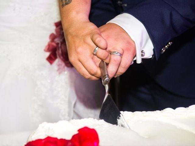 Il matrimonio di Saverio e Alice a Cecina, Livorno 62