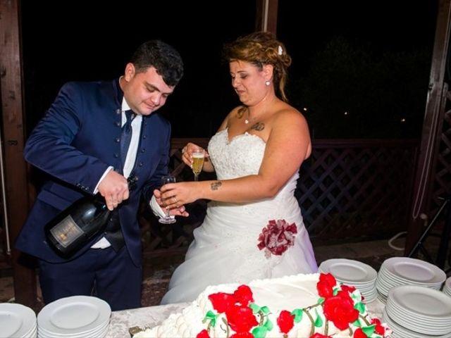 Il matrimonio di Saverio e Alice a Cecina, Livorno 63