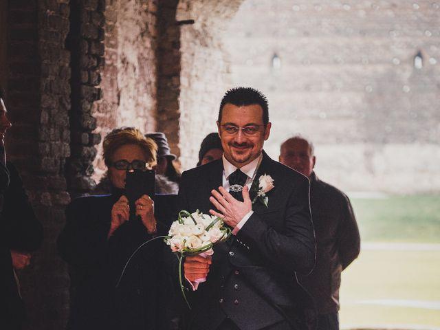 Il matrimonio di Giordano e Barbara a Villafranca di Verona, Verona 7