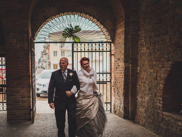 Il matrimonio di Giordano e Barbara a Villafranca di Verona, Verona 8
