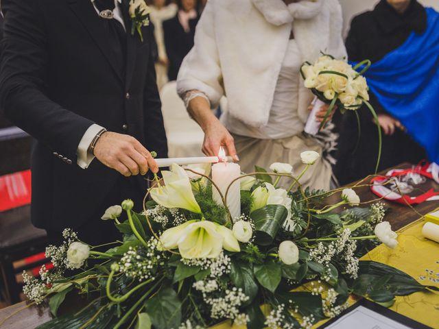 Il matrimonio di Giordano e Barbara a Villafranca di Verona, Verona 9