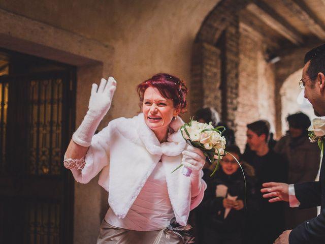 Il matrimonio di Giordano e Barbara a Villafranca di Verona, Verona 12