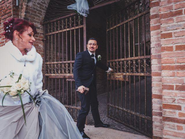 Il matrimonio di Giordano e Barbara a Villafranca di Verona, Verona 13