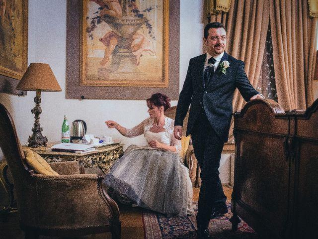 Le nozze di Barbara e Giordano